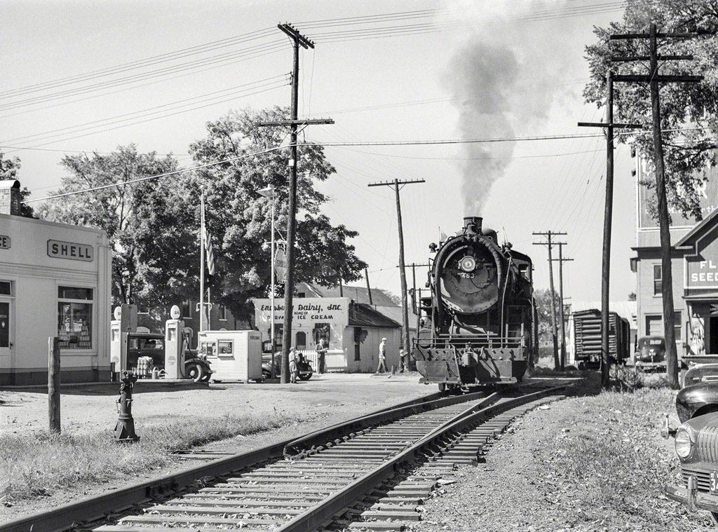 CV Steamer #453, Enosburg Falls, Vermont