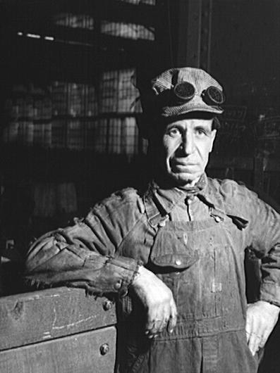 Joseph Pina, Boilermaker, AT&SF RR