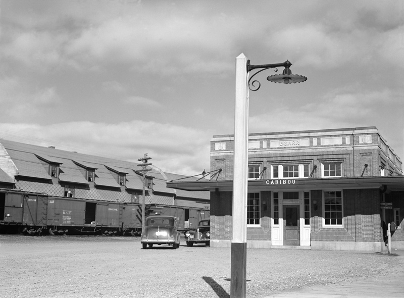 BAR Depot, Caribou, Maine