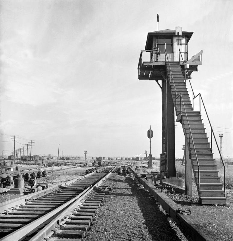 ICRR Retarder Operator's Tower