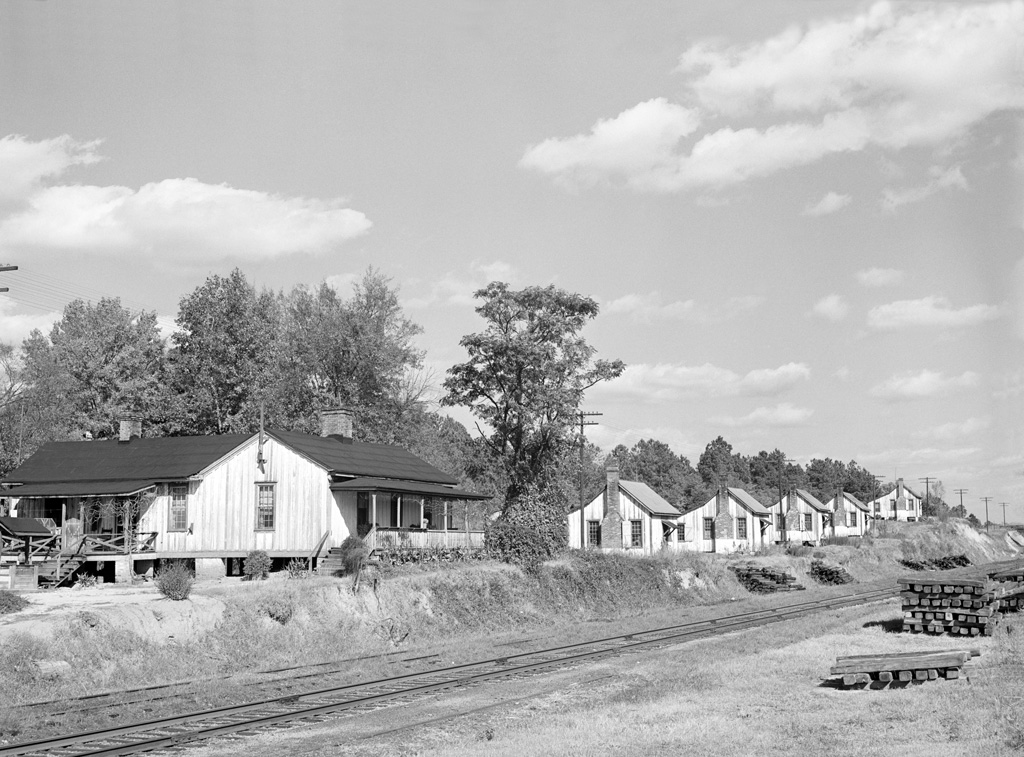 Houses for Railroad Workers