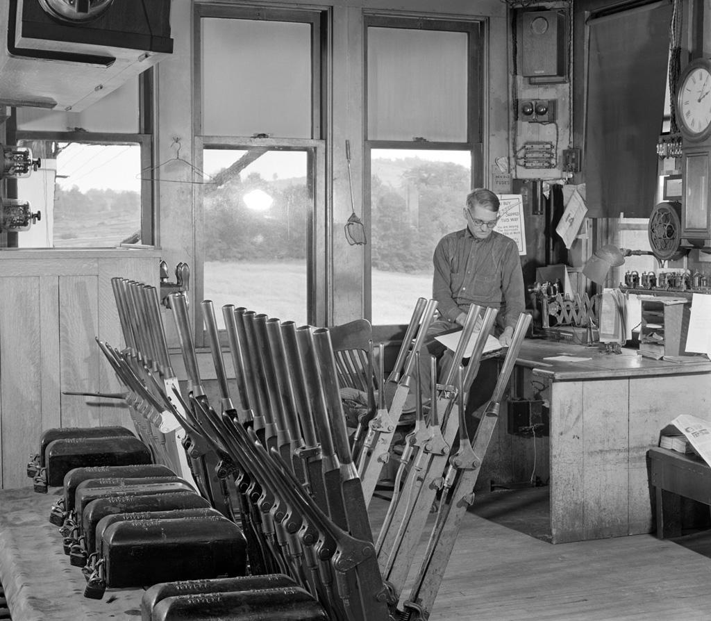 T.J. Long, Tower Operator