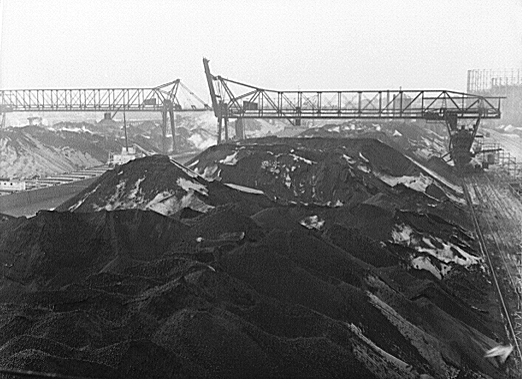 Coal Loading Dock